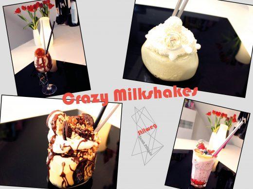 Crazy Milkshakes