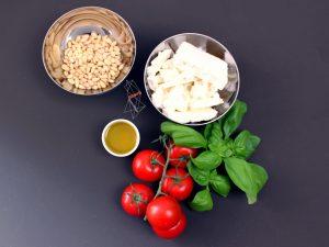 Ziegenkäse-Tomatenauflauf - Stilweg