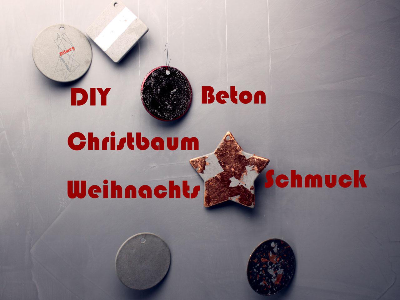 Christbaumschmuck Selbermachen Archive Stilweg