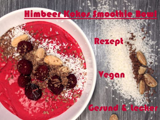Himbeer-Smoothie-Bowl-Fertig
