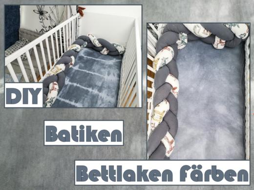 DIY Batiken Stilweg